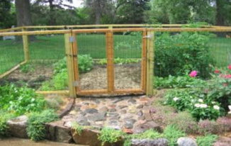 A Guide To Ground Circumstances For Garden Fencing (Sloping Garden)