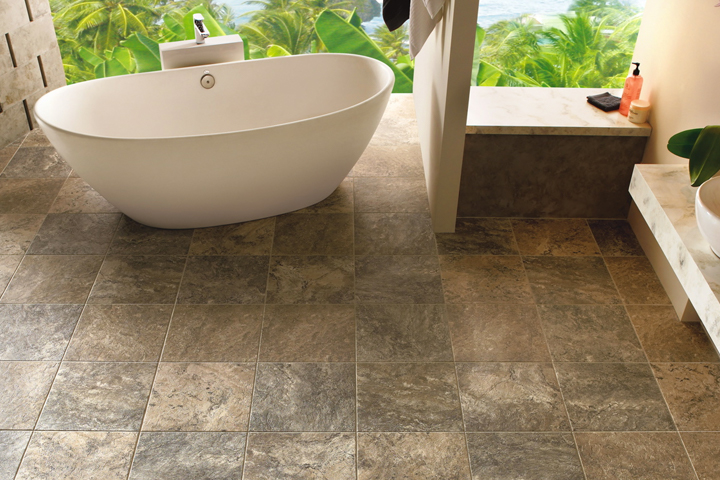 Bathroom Ceramic Tile - Be Careful!