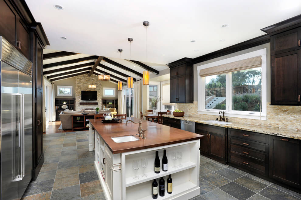 Kitchen Tiles - Choosing Right Flooring