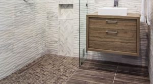 Tile Bathroom Flooring