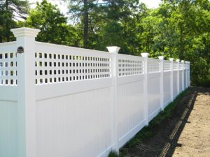 Backyard Fence: I Hate It, But I Needed One