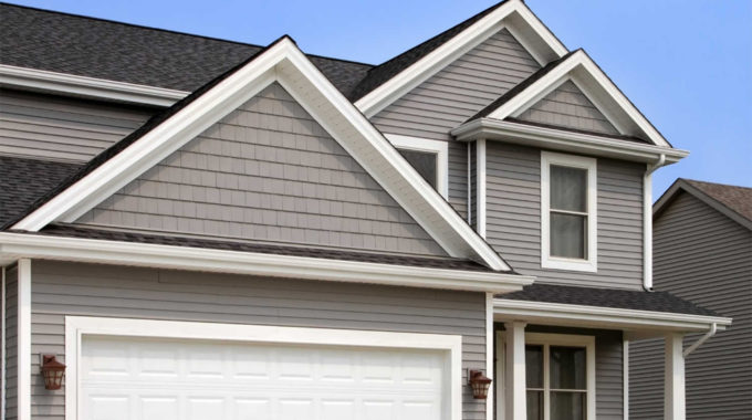 Did You Know That Vinyl Siding Costs Much Less Than Other Siding Materials?