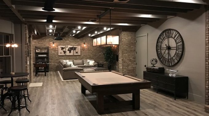 What to Consider When Creating Basement Finishing Ideas