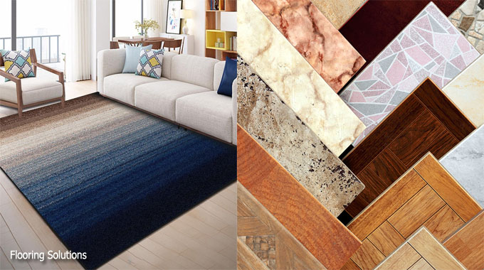 Flooring Solutions – Are Carpets Or Tiles Right For the Home?