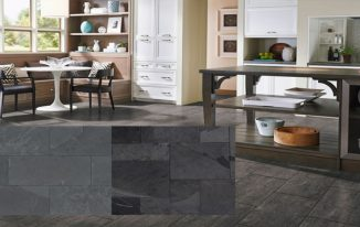 For a Complete Floor, Go For Slate Tile Flooring
