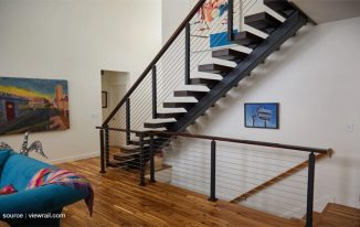 6 Staircase Models For Limited Space In Minimalist Homes