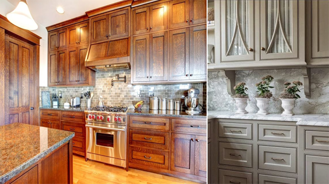 Four Tips For Choosing Your New Kitchen Cabinets