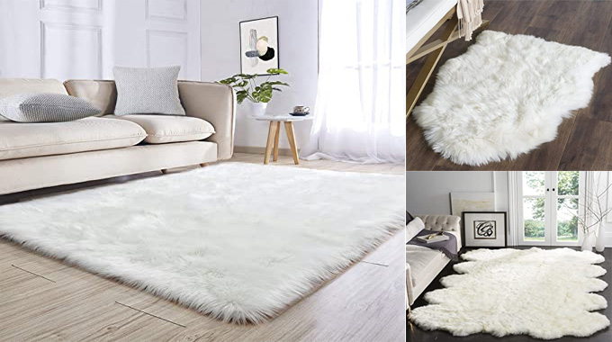 The Ever-Versatile Sheepskin Rug is Yours to Enjoy